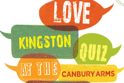 Canbury Arms quiz night in aid of Love Kingston