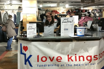 FatFace supports Love Kingston