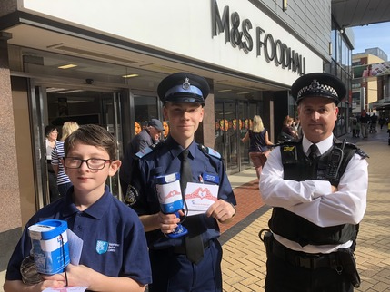 police cadets M&S 1