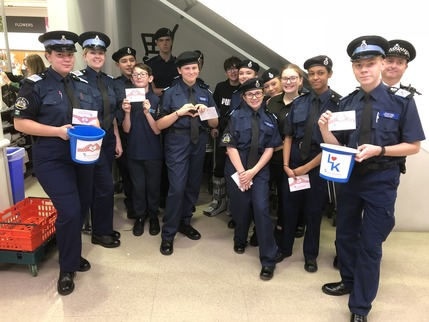 police cadets M&S 2