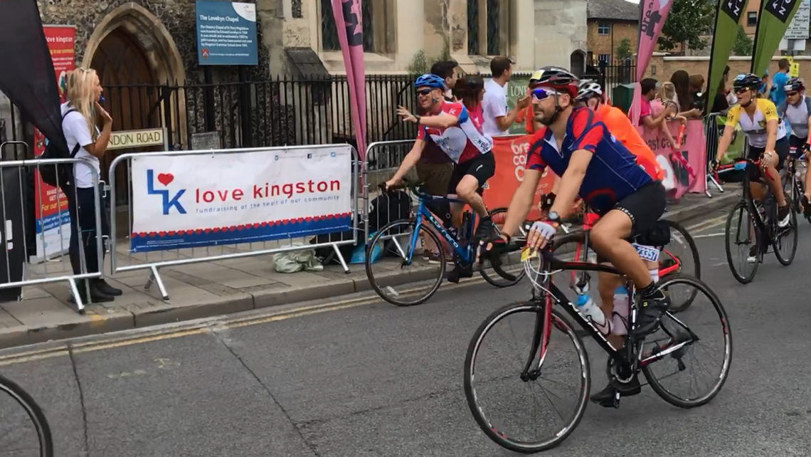 RideLondon 2019 Will Illing